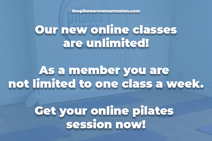 The Pilates Rooms Online Classes